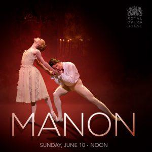 The Royal Ballet: Manon On Screen