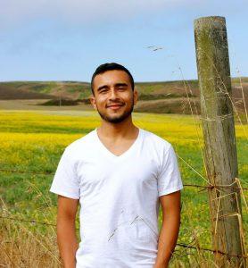 Javier Zamora: Poetry Reading