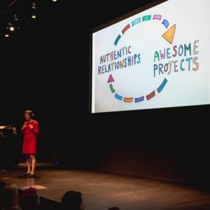 Christina Amini: Hey creative person, this pep talk is for you
