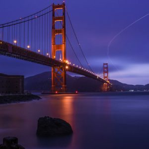 Night Photography: San Francisco and Marin Headlands