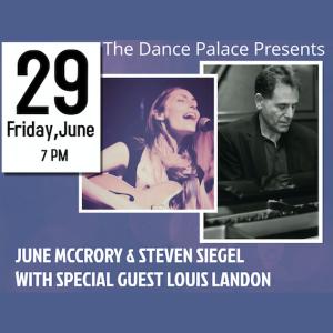 June McCrory - Steven Siegel - Louis Landon