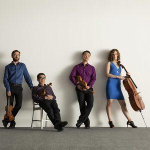 Twilight Concert: Del Sol String Quartet