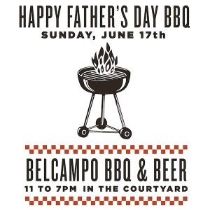 Fathers Day concert / Texas BBQ with Mads, Phil an...