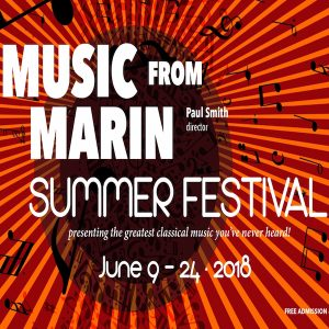 Music from Marin - Summer Festival / at Dance Pala...