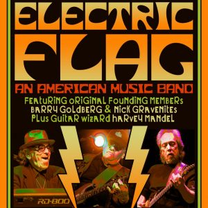 The Electric Flag 50th Anniversary