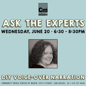 Ask the Experts: Voiceover Narration