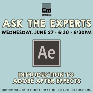 Ask the Experts: Adobe After Effects
