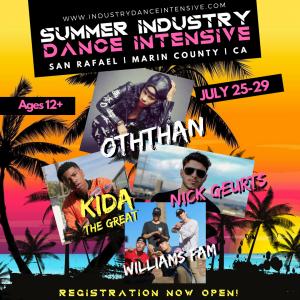 Summer Industry Dance Intensive