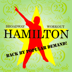 23 Elephants Hamilton Broadway Workout