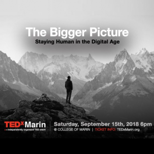 TEDxMarin: Live Filming and Attendee Gala
