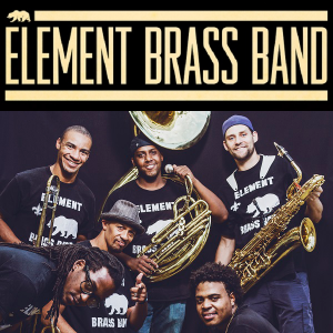 Concert on the Green: Element Brass Band