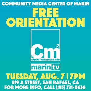 Free Video Production Orientation
