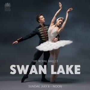 The Royal Opera House: Swan Lake