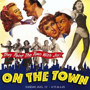 Bernstein 100: On The Town