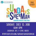 Sundays on Sherman