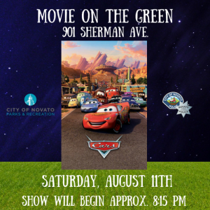 Movie on the Green: Cars
