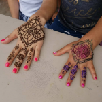 Henna Art With Rachel-Anne Palacios