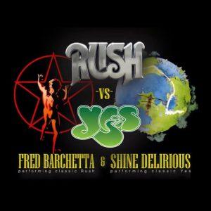 RUSH vs YES - An Epic Evening of Progressive Rock