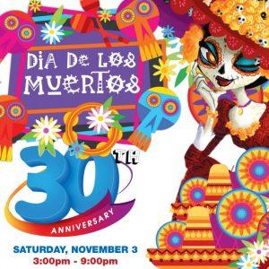 Dia De Los Muertos San Rafael - 30th Anniversary