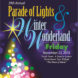San Rafael Parade of Lights & Winter Wonderland