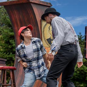 San Francisco Mime Troupe - Seeing Red