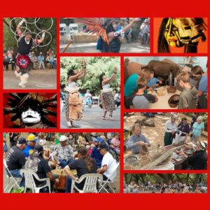 Native American Trade Feast
