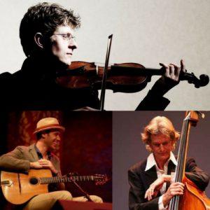 DjangoFest Mill Valley Kick-Off Featuring Tim Kliphuis Trio