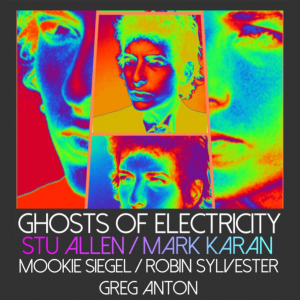Ghosts Of Electricity plays the music of Bob Dylan...