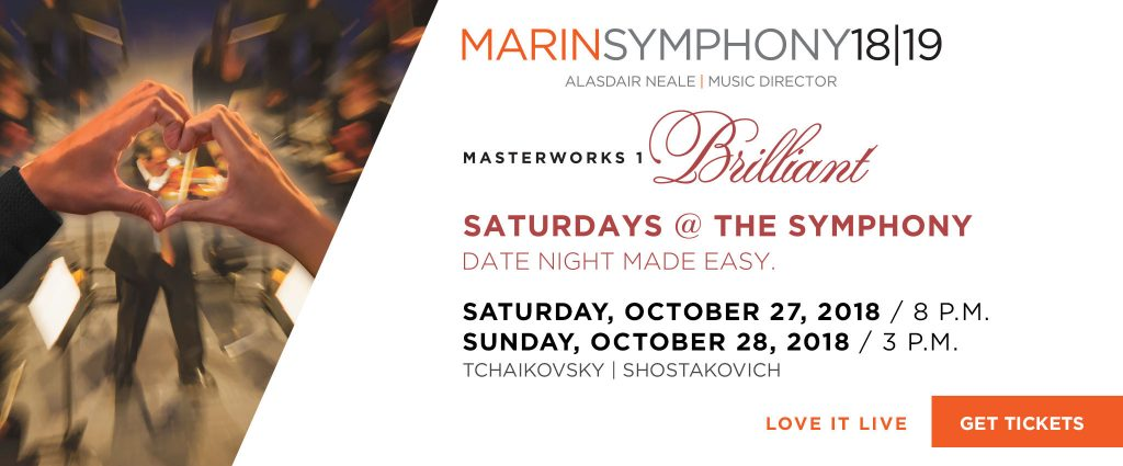2018 Marin Symphony Oct