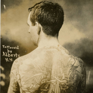 "Origins of American Tattoo: ""Lew the Jew"" and His Circle"