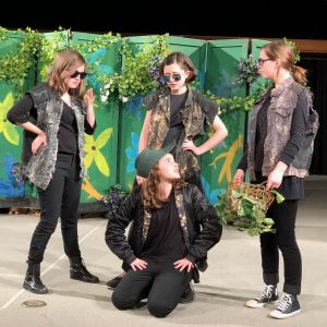 Auditions: Marin Shakespeare Teen Touring Company