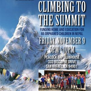 Ama Foundation Dance Party - Climbing to the Summit