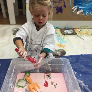 Studio 4 Art - Play Date Art Mondays - Ages 1-4