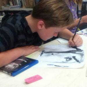 Studio 4 Art - Drawing + Illustration - Ages 8-14