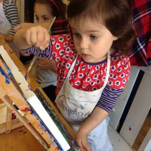 Studio 4 Art - Art School 4 Minis - Ages 2-4