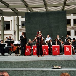 Noel Jewkes w/ Kay Kostopoulos and COM Jazz Ensemb...