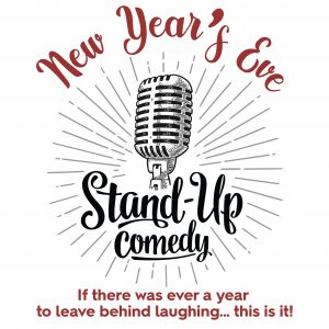 9th Annual Other Café New Year's Eve Stand Up Comedy Showcase