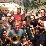 Inspector Gadje: A Giant Holiday Balkan Big Brass Band Extravaganza
