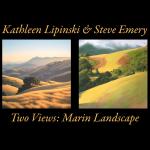 Kathleen Lipinski & Steve Emery: Marin Landscape