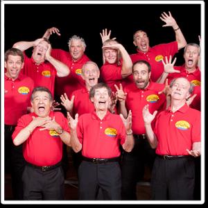 Marin Barbershop Chorus: Sweet Dreamz