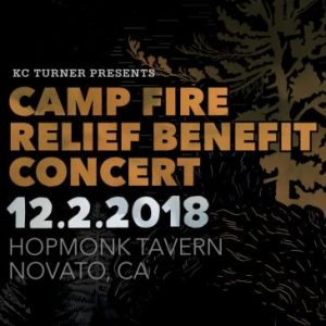 Camp Fire Relief Benefit Concert