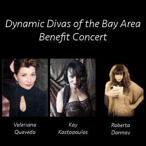 Dynamic Divas of the Bay Area -- Camp Fire Benefit Concert