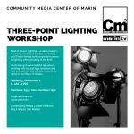 Video Workshop: Let there be light!