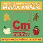 Holiday Media Mixer at CMCM