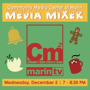 Holiday Media Mixer at CMCM