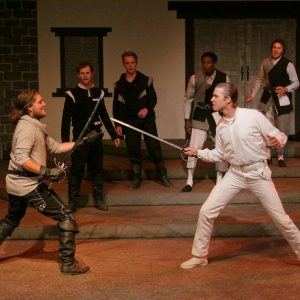 Stage Combat for Beginners - Winter 2019