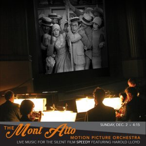 Mont Alto Motion Picture Orchestra - Speedy