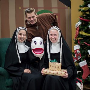 Nuncrackers the Musical
