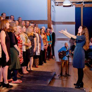Heart-Opening Autumn Choir Show