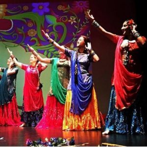 The Colors of India: Dholrhythms Dance Company